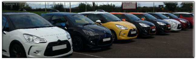 After Citroen DS3 Meeting at SP Tuning Ltd