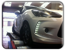 Citroen DS3 Remaps, Products and Services