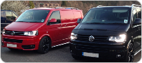 VW Transporter Remaps SP Tuning